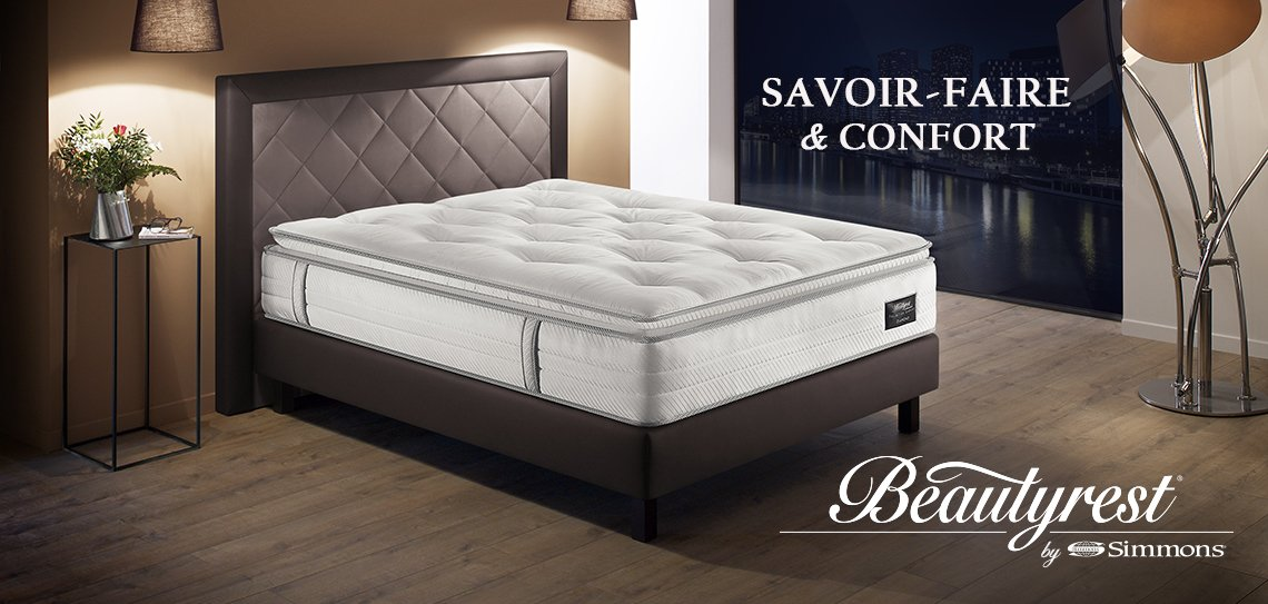 soldes matelas simmons best matelas ressorts ensachs sensoft cosmos with soldes matelas simmons. Black Bedroom Furniture Sets. Home Design Ideas