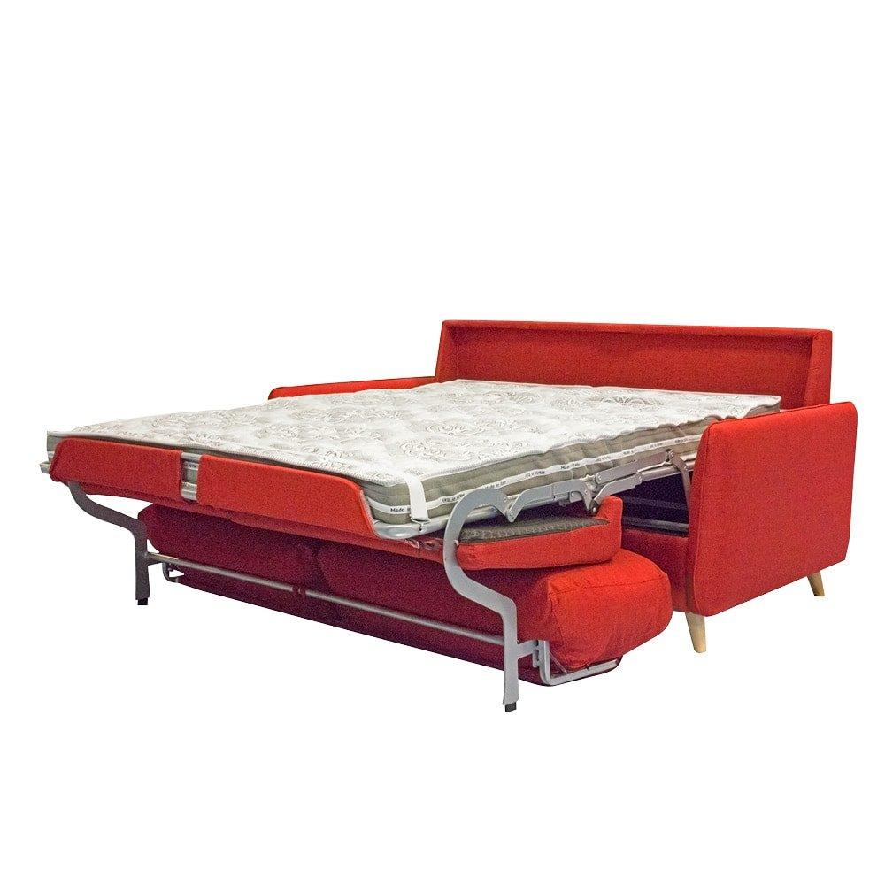 canap convertible signature sofaly 140x190cm. Black Bedroom Furniture Sets. Home Design Ideas