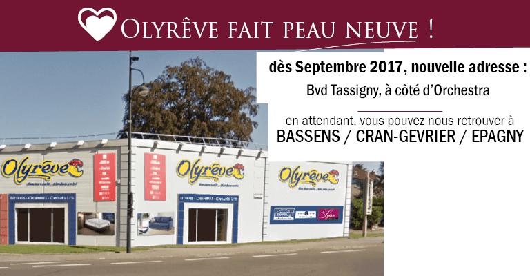 magasin de literie Aix Les Bains