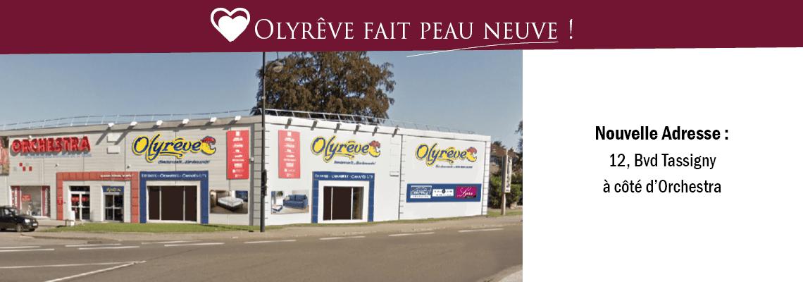 magasin de literie et canapés lits à Aix Les Bains