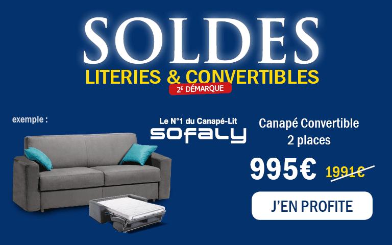 Olyr ve literie matelas sommiers convertibles meubles de chambre - Les meilleurs marques de matelas ...