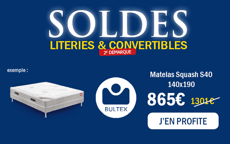 olyr ve literie matelas sommiers convertibles meubles de chambre. Black Bedroom Furniture Sets. Home Design Ideas